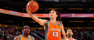 "Steve Nash of ""Los Suns"""